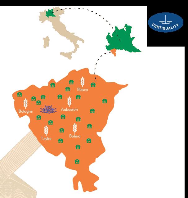 Mappa Agricoltori Oltrepò